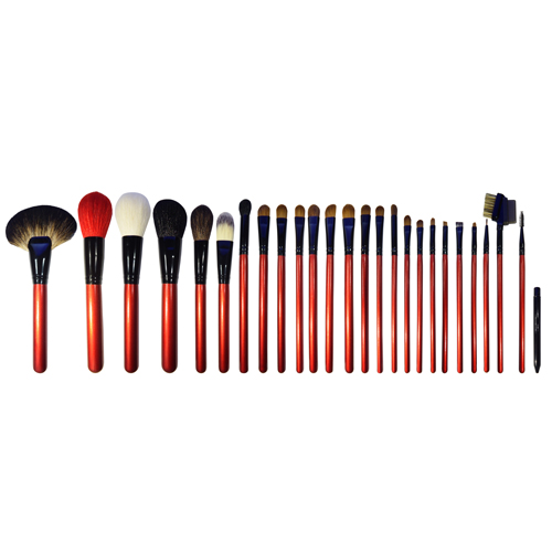 professional 26pieces makeup brushes set
