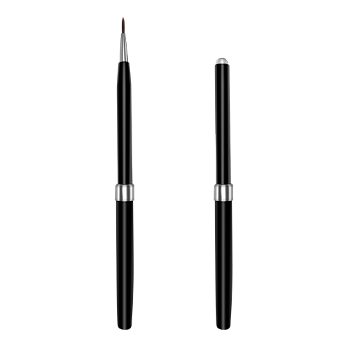 Portable eyeliner Brushes