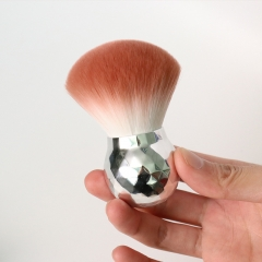 Custom logo kabuki powder brush face brush