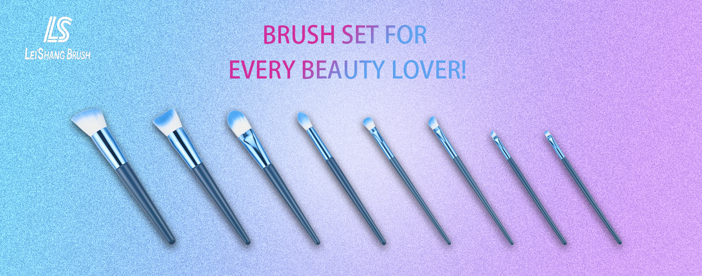 Brush Set for Every Beauty Lover!